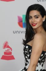 EMERAUDE TOUBIA at 17th Annual Latin Grammy Awards in Las Vegas 11/17/2016