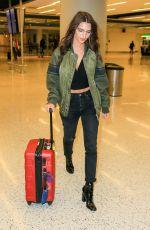 EMILY RATAJKOWSKI at JFK Airport in New York 10/28/2016