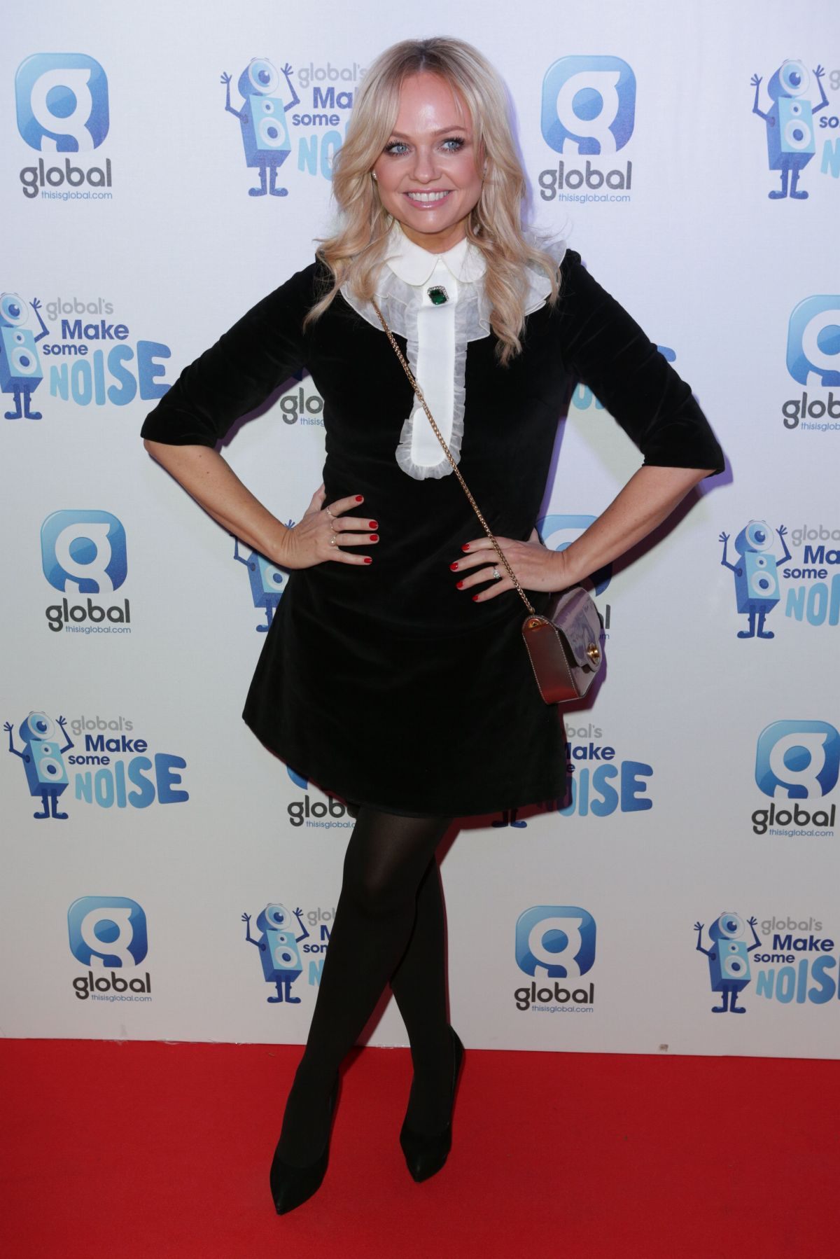 EMMA BUNTON at Global