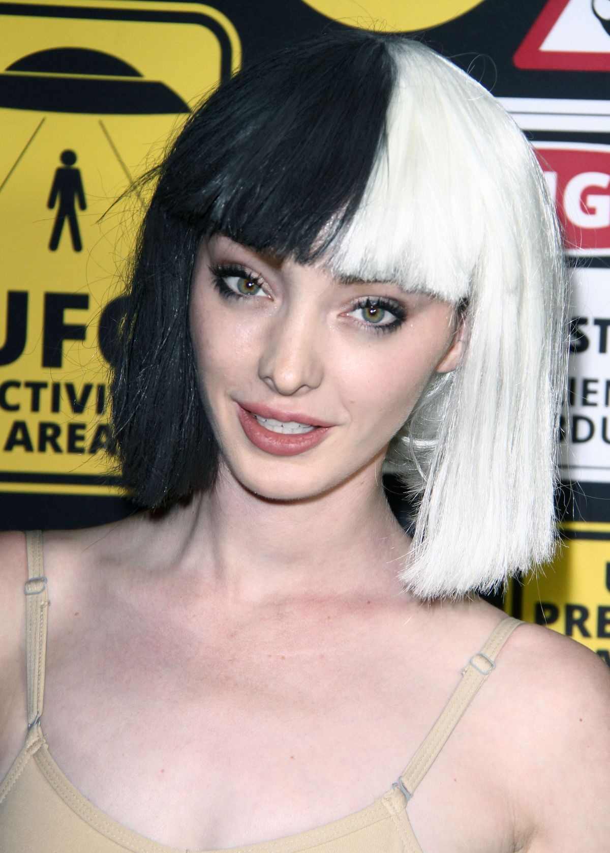 EMMA DUMONT at Just Jared's Annual Halloween Party in Los Angeles 10/30/2016