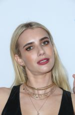 EMMA ROBERTS at Airbnb Open Spotlight in Los Angeles 11/19/2016