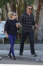EMMA ROBERTS Out and About in Los Angeles 11/19/2016