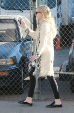 EMMA ROBERTS Out and About in West Hollywood 11/18/2016