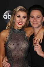 EMMA SLATER at Dancing with the Stars Season 23 Finale in Los Angeles 11/22/2016