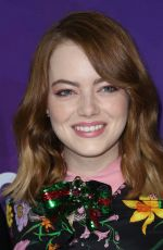 EMMA STONE at Variety and WWD Host 2nd Annual Stylemakers Awards in West Hollywood 11/17/2016