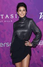 EMMANUELLE CHRIQUI at Variety and WWD Host 2nd Annual Stylemakers Awards in West Hollywood 11/17/2016