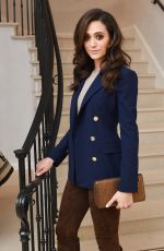 EMMY ROSSUM at Ralph Lauren and Vogue: Celebrate Iconic Style Event in Los Angeles 11/09/2016