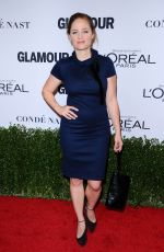 ERIKA CHRISTENSEN at Glamour Women of the Year 2016 in Los Angeles 11/14/2016