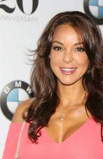 EVA LARUE at Latina Magazine's 20th Anniversary Hollywood Hot List Party 11/02/2016