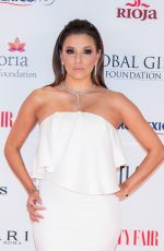 EVA LONGORIA at Global Gift Gala in Mexico City 11/12/2016
