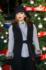 EVA LONGORIA at Winter Wonderland VIP Launch in London 11/17/2016