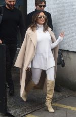 EVA LONGORIA Out and About in London 11/18/2016