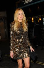 FEARNE COTTON at ITV Gala Afterparty in London 11/24/2016