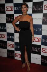 FERNE MCCANN at OK! Beauty Awards in London 11/24/2016
