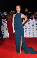 FERNE MCCANN at Pride of Britain Awards 2016 in London 10/31/2016