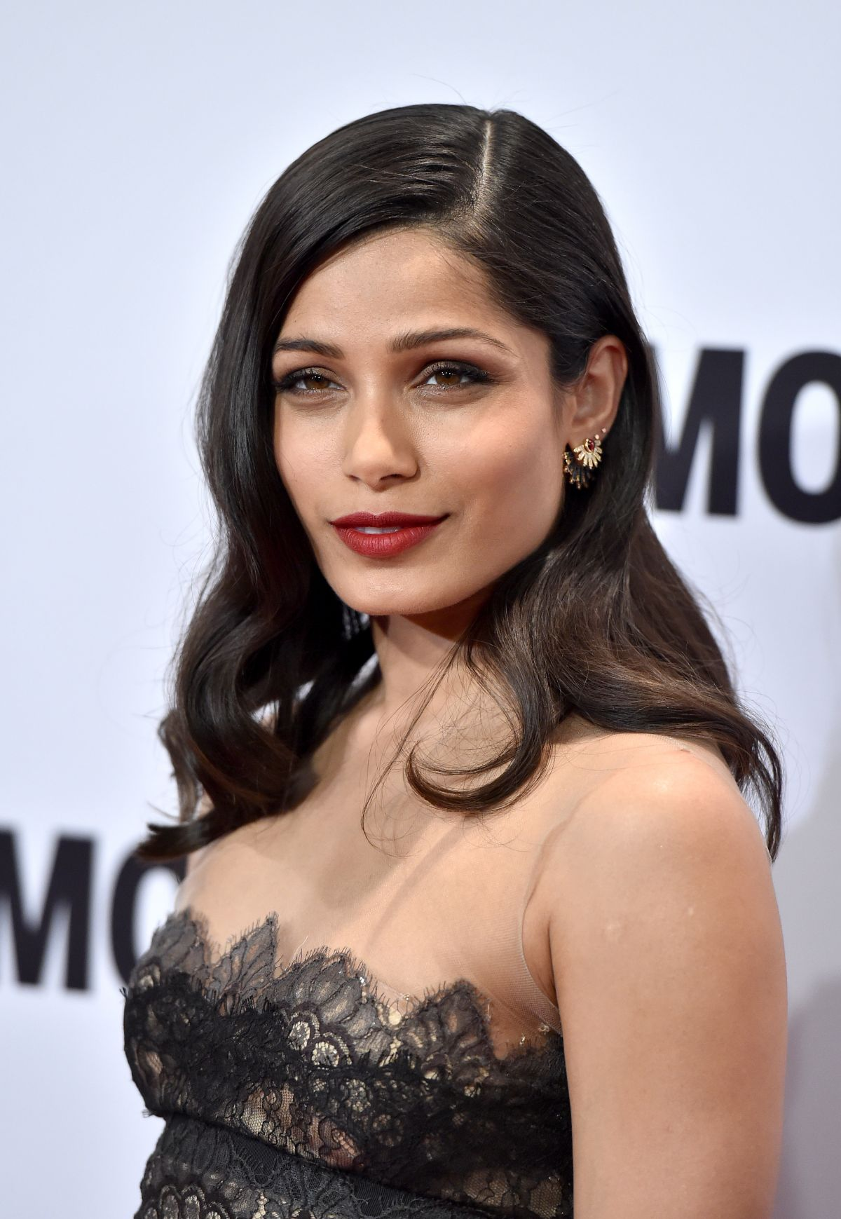 FREIDA PINTO at Glamour Women of the Year Awards in Los ...