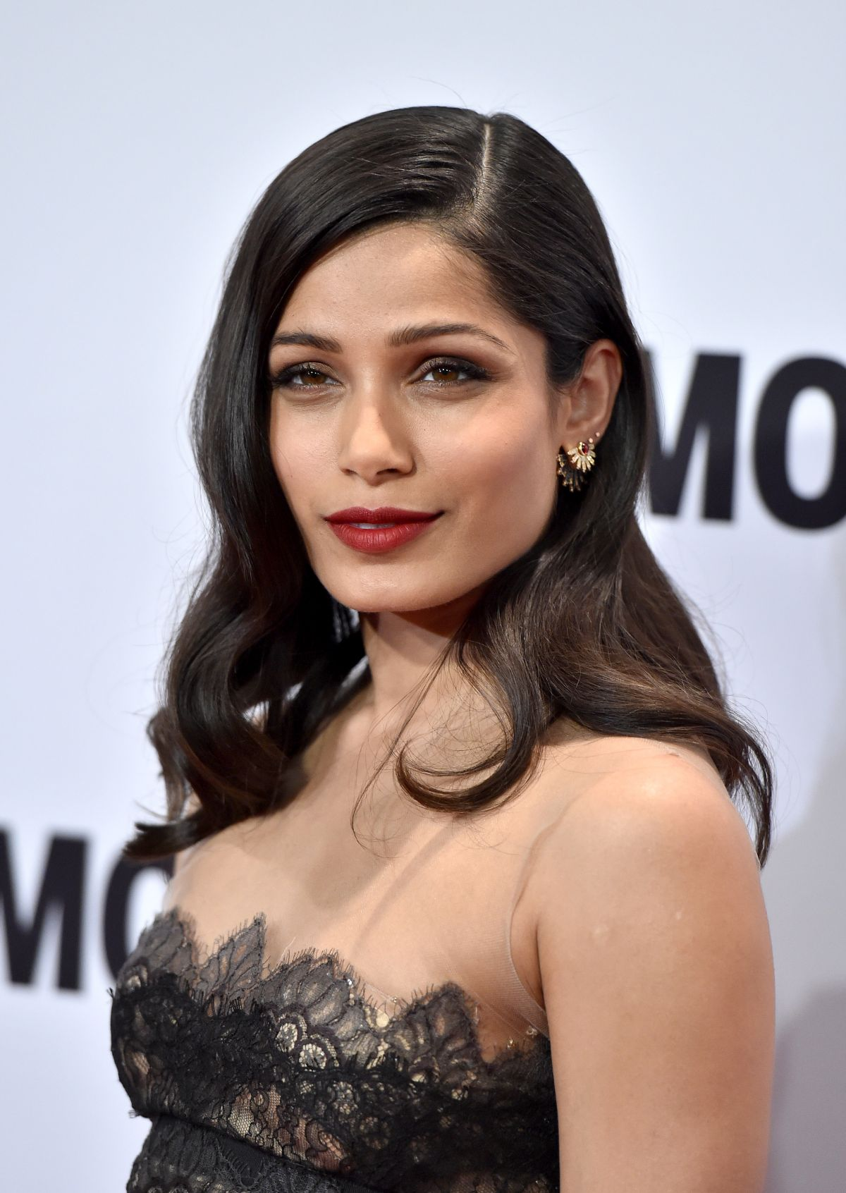 FREIDA PINTO at Glamour Women of the Year Awards in Los ... Freida Pinto