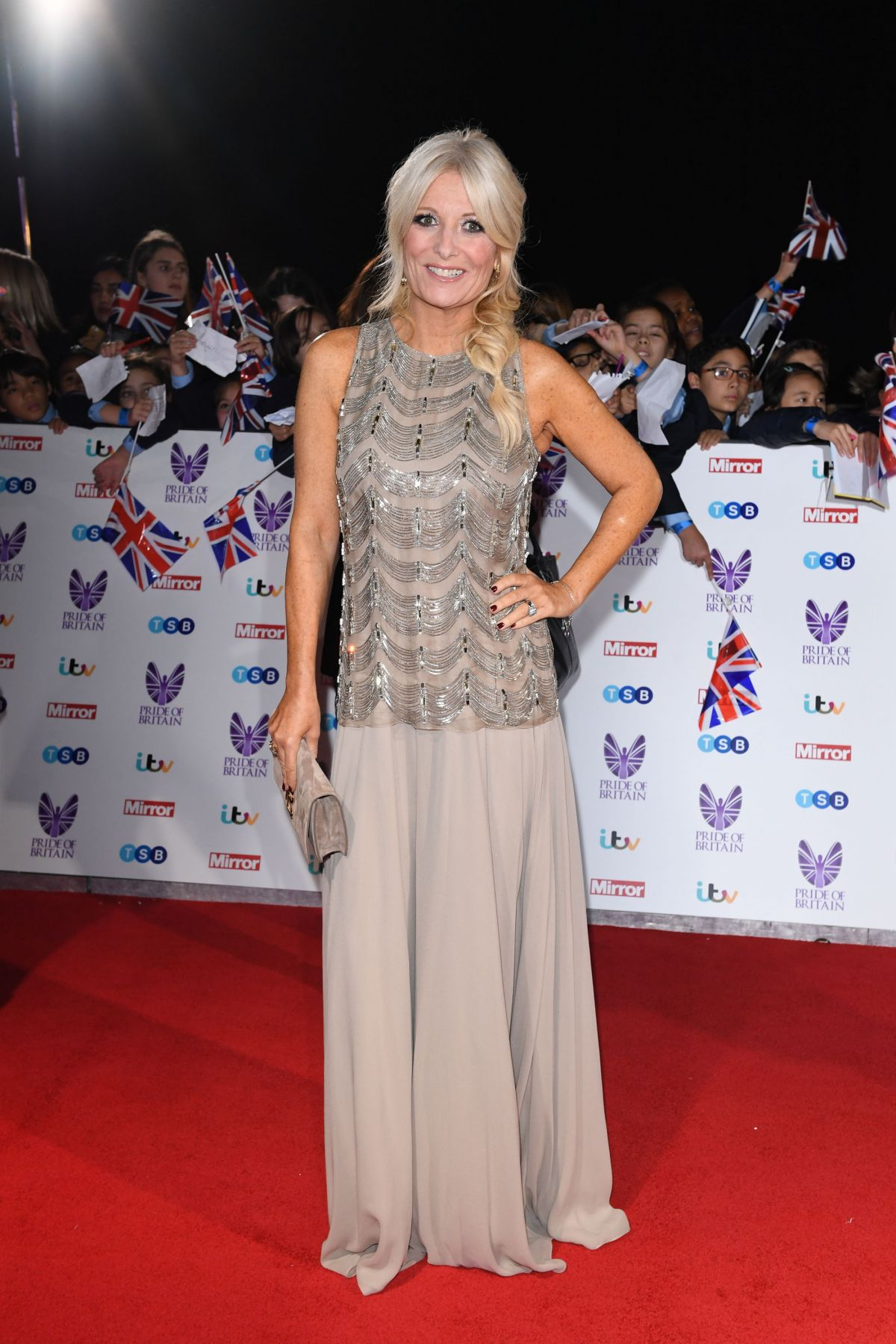 GABY ROSLIN at Pride of Britain Awards 2016 in London 10/31/2016