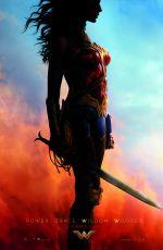 GAL GADOW - Wonder Woman Posters