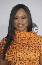 GARCELLE BEAUVAIS at 2016 American Music Awards at The Microsoft Theater in Los Angeles 11/20/2016