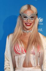 GIGI GORGEOUS at 2016 Unicef Masquerade Ball in Los Angeles 10/27/2016