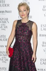 GILLIAN ANDERSON at Harper's Bazaar Women of the Year Awards in London 10/31/2016