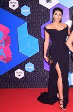 GIULIA SALEMI at MTV Europe Music Awards 2016 in Rotterdam 11/06/2016