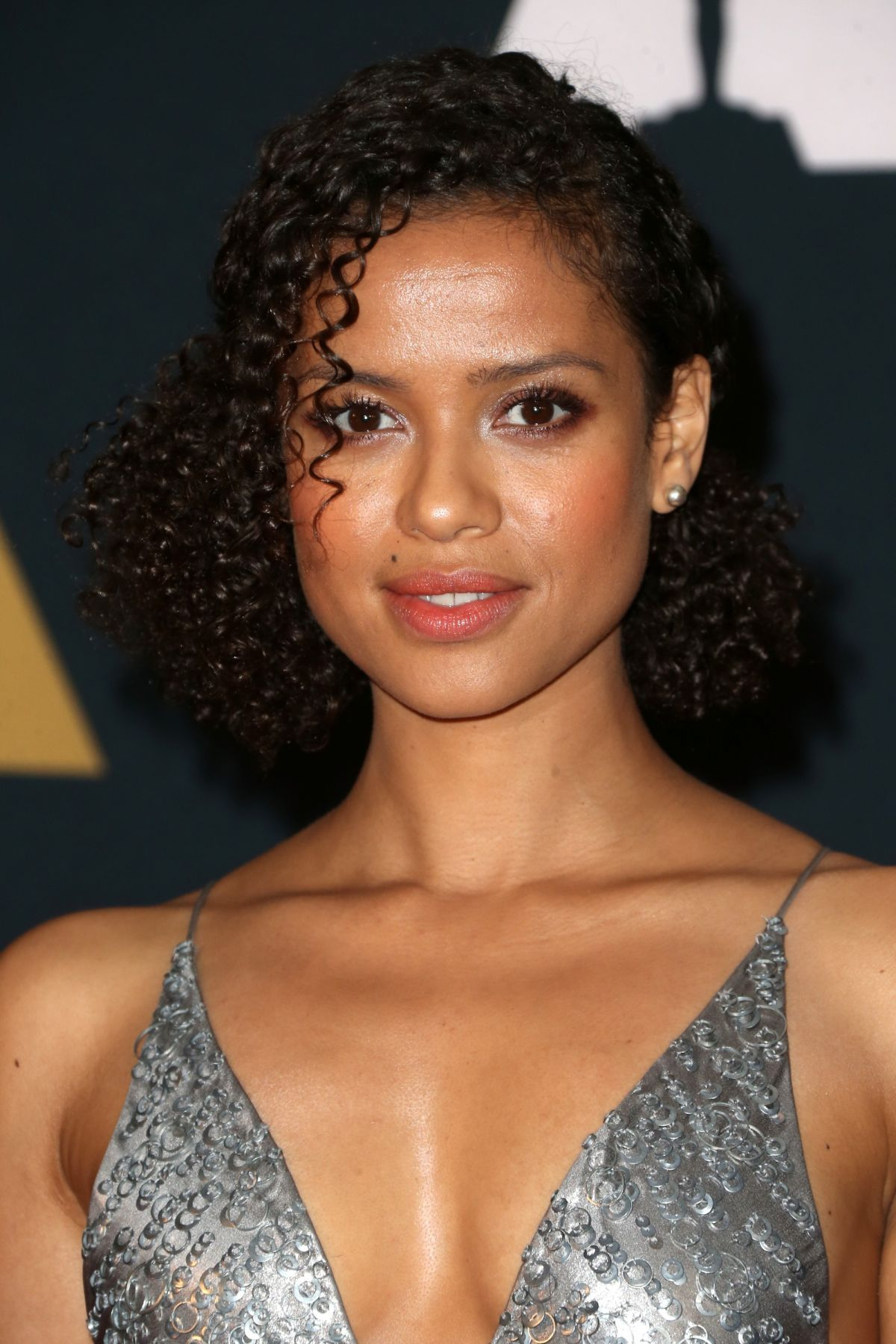GUGU MBATHA RAW at AMPAS' 8th Annual Governors Awards in Hollywood 11/12/2016