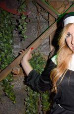 GULCAN KAMPAS at Natascha Ochsenknecht Halloween Party at Berlin Dungeon 10/27/2016