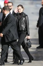 HAILEE STEINFELD Arrives at ABBC Studio in Los Angeles 11/01/2016