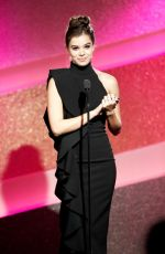 HAILEE STEINFELD at 1st Annual Marie Claire Young Women's Honors in Marina Del Rey 11/19/2016