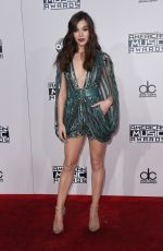 HAILEE STEINFELD at 2016 American Music Awards at The Microsoft Theater in Los Angeles 11/20/2016