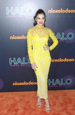 HAILEE STEINFELD at 2016 Nickelodeon Halo Awards in New York 11/11/2016