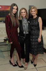 HAILEE STEINFELD at A Conversation on Trailblazers Women in the Workplace Event in New York 11/17/2016
