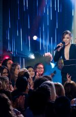 HAILEE STEINFELD at The Late Late Show with James Corden in Los Angeles 11/10/2016