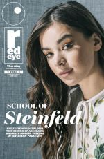 HAILEE STEINFELD for RedEye Magazine, November 2016