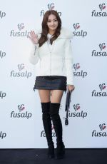 HAN CHAE-YOUNG at Fusalp Photocall 2016 Launch in Seoul 11/09/2016