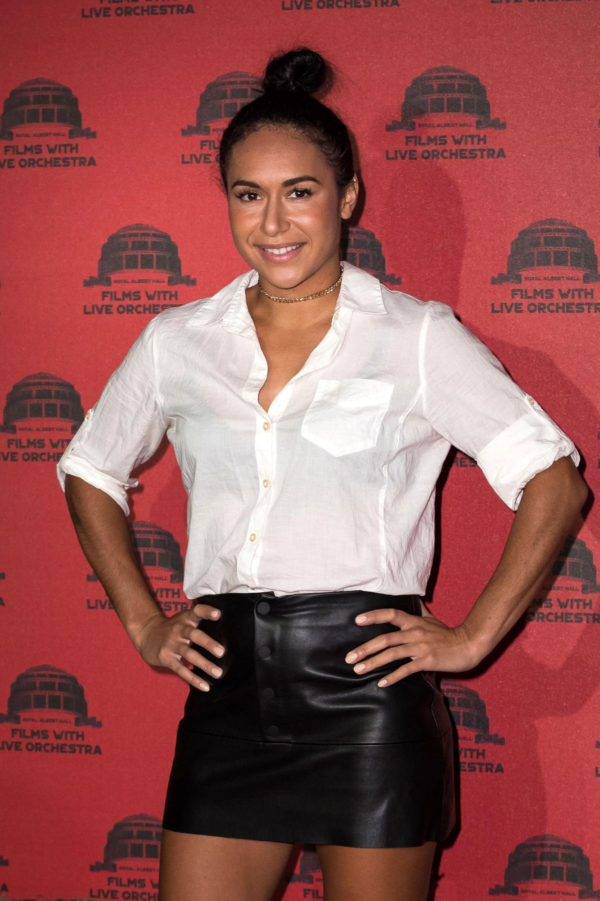 HEATHER WATSON at Royal Albert Hall in London 11/03/2016