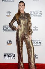HEIDI KLUM at 2016 American Music Awards at The Microsoft Theater in Los Angeles 11/20/2016