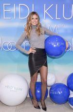 HEIDI KLUM at Launch of Heidi Klum Swim at Bloomingdale