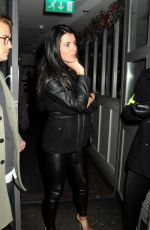 HELEN WOOD at Foxy Bingo Speed Dating Event in London, 11/29/2016