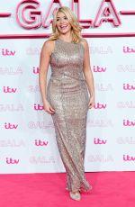 HOLLY WILLOGHBY at ITV Gala in London 11/24/2016