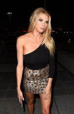CHARLOTTE MCKINNEY at Revolve 2016 Winter Formal Party in Los Angeles 11/10/2016
