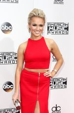 SAVVY SHIELDS at 016 American Music Awards at Microsoft Theater in Los Angeles 11/20/2016