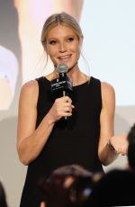 GWYNETH PALTROW at Frederique Constant Horological Smartwatch Launch Event in New York 11/02/2016