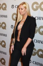 IGGY AZALEA at 10th Annual GQ Men of the Year Awards in Sydney 11/16/2016