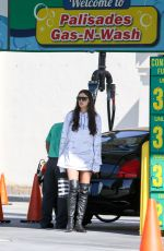 IRINA SHAYK Out and About in Pacific Palisades 11/04/2016