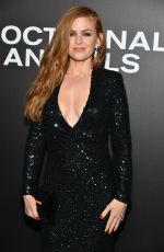 ISLA FISHER at Nocturnal Animals Premiere in New York 11/17/2016