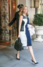 IVANKA TRUMP Leaves Her Office in New York 11/17/2016