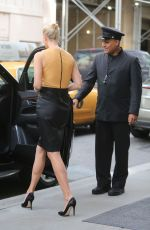 IVANKA TRUMP Out and About in New York 11/15/2016